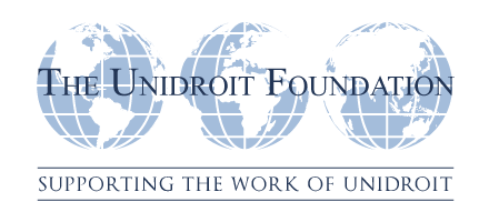 Supporting The Work of UNIDROIT